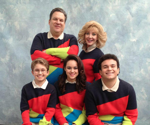 The Goldbergs, a new ABC-TV sitcom, premiers this week.