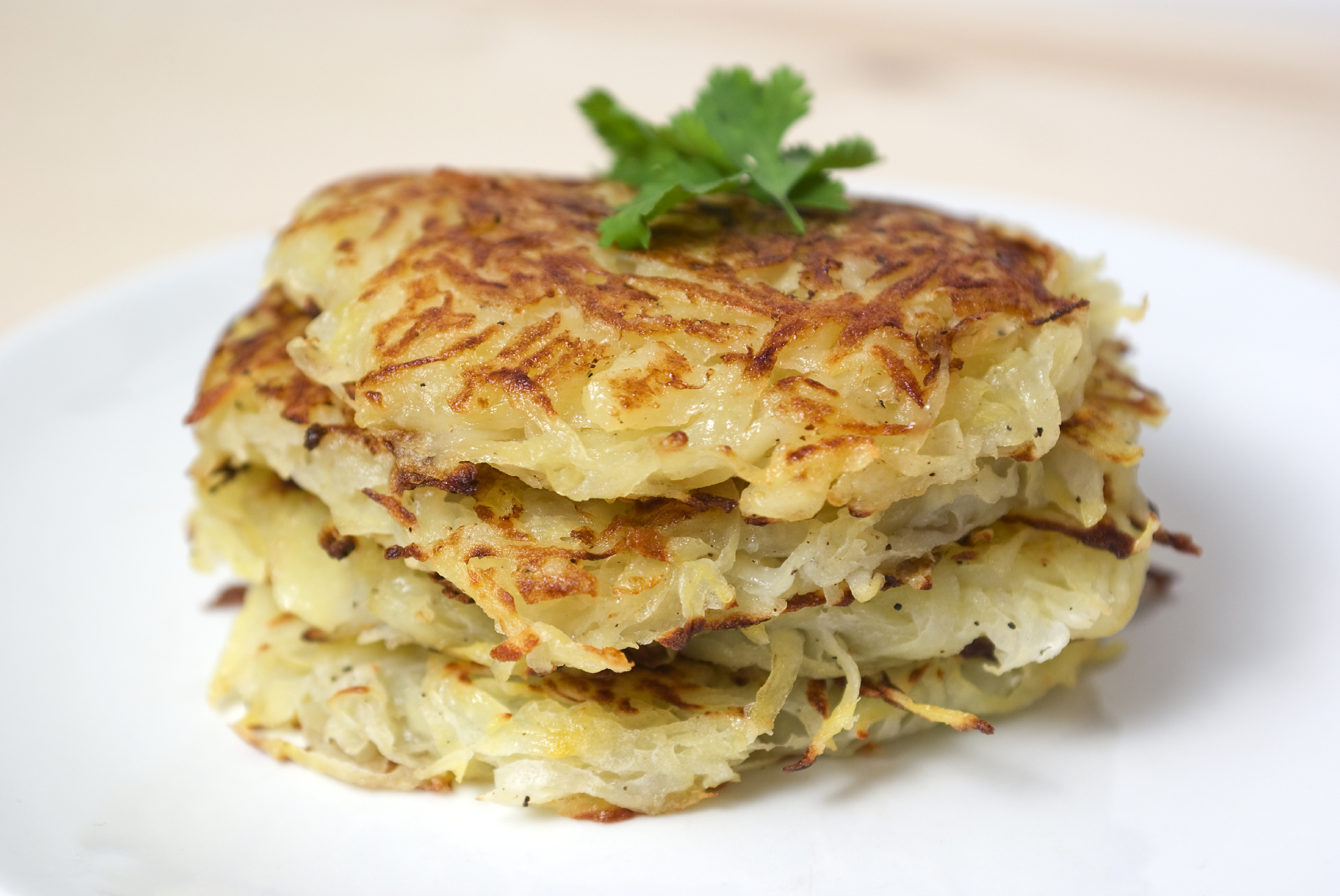 Latkes take on special flavors this year
