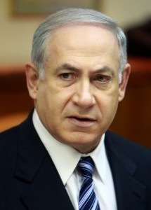 Prime Minister Binyamin Netanyahu told a crowd of more than 2,000 people that his number priority is Israel's security.