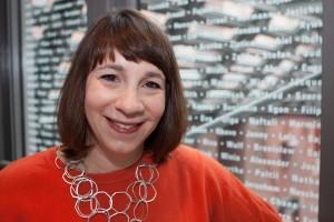 13 August, 2010 Diane Saltzman informal portrait