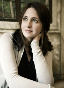 Pianist Simone Dinnerstein will play Bach Sunday at the Kennedy Center.
