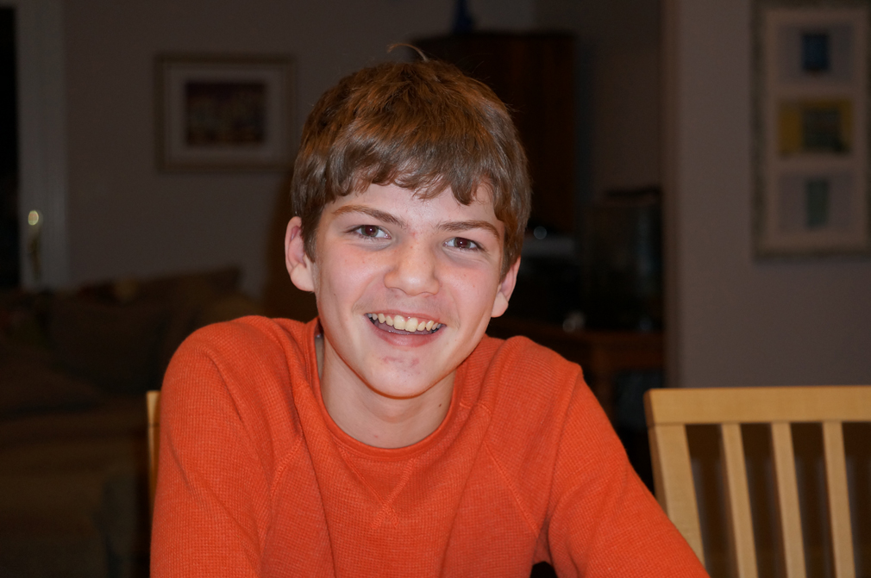 Gabriel Micah Stillman, son of Susan and Brad Stillman of Potomac ...