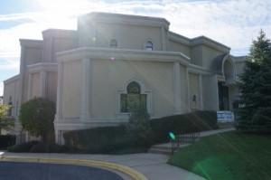 Magen David Sephardic Synagogue in Rockville. Photo by Dmitriy Shapiro