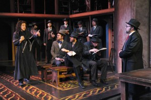 """Yentl"" is onstage at the Washington DC Jewish Community Center through Oct. 5. Photo by Stan Barouh"