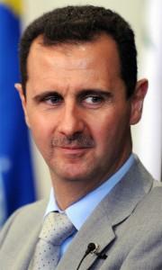 Syrian President Bashar al-Assad. Photo by  Fabio Rodrigues Pozzebom