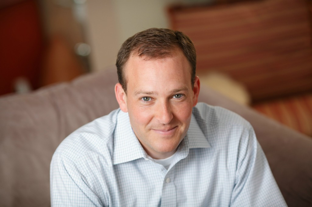 Jewish Republican State Sen. Lee Zeldin beat incumbent Rep. Tim Bishop (D) for the New York's 3rd congressional district seat.  Photo Courtesy of the Lee Zeldin Campaign