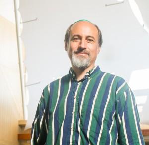 Rabbi Fred Scherlinder Dobb. Photo by David Stuck