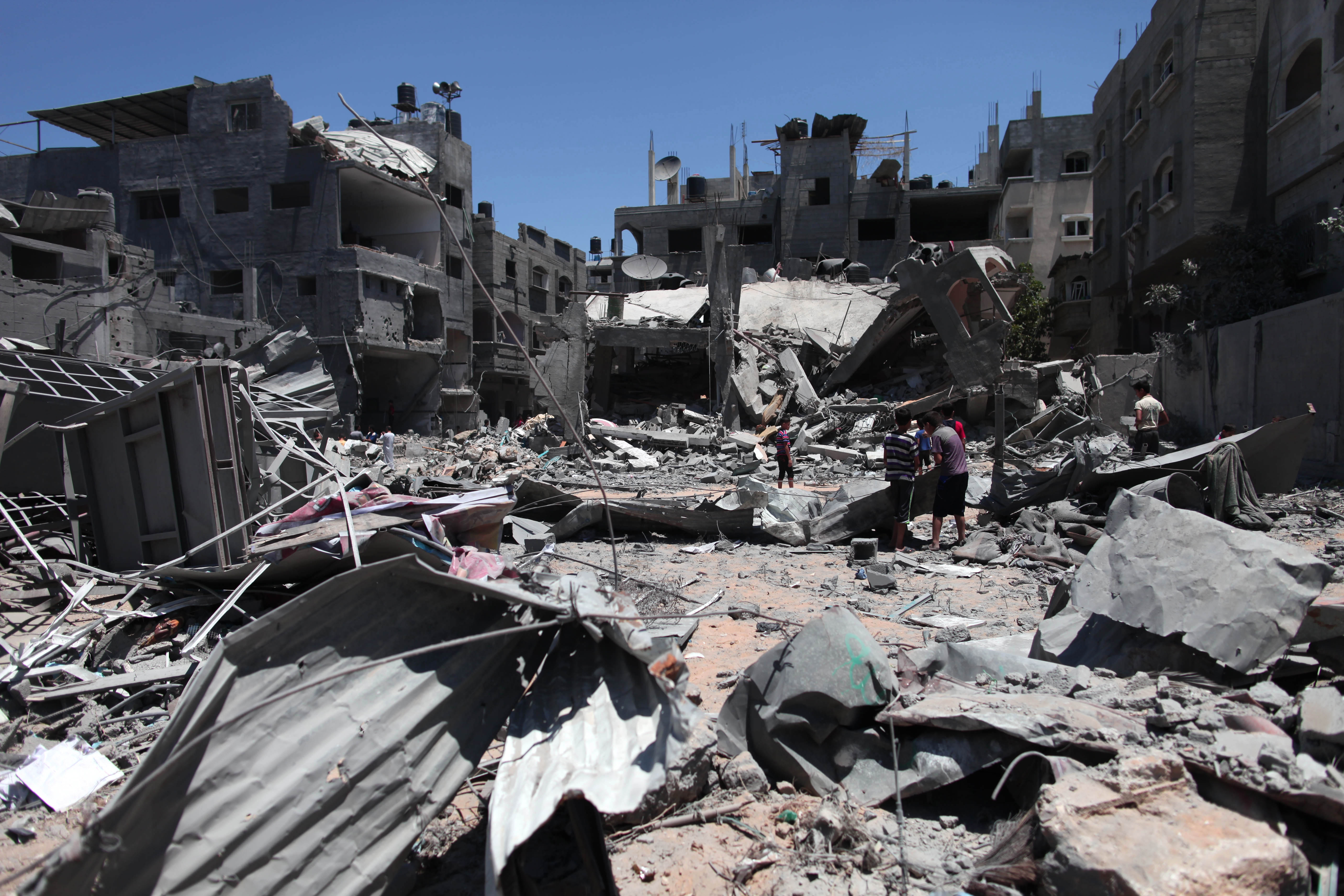 report gave gazans no way out in summer war a report by physicians for human rights said i policy did not allow sufficient