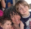 Danielle Meitiv and her children in an undated photo. From Facebook