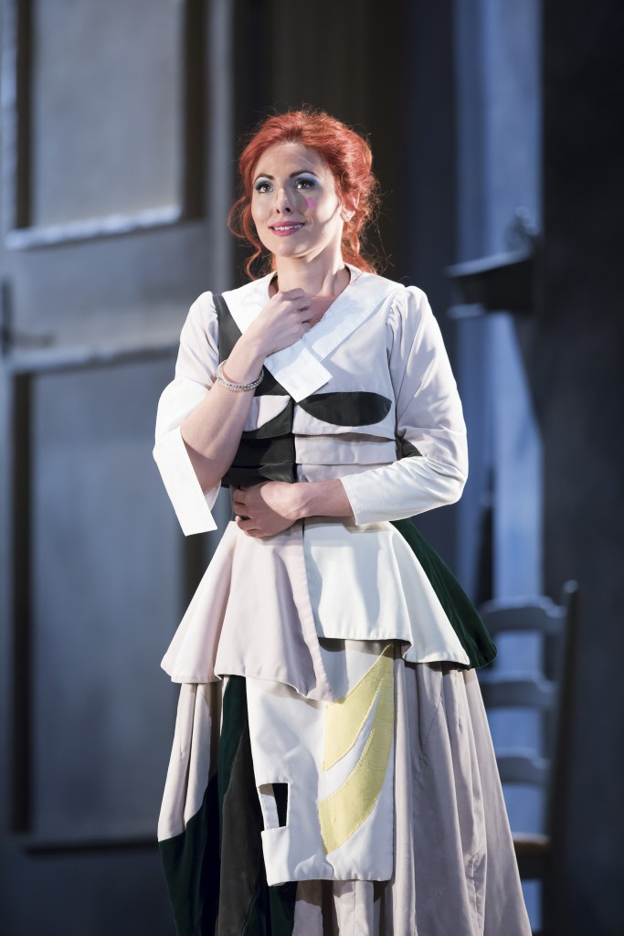 Isabel Leonard as  Angelina (Cinderella).  Photo by Scott Suchman for WNO