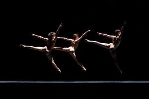 Members of the Polish National Ballet. Photo by Ewa Krasuca.