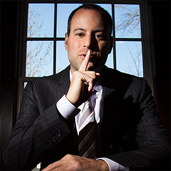 Noel Biderman, founder of AshleyMadison.com, stepped down as CEO of Avid  Life