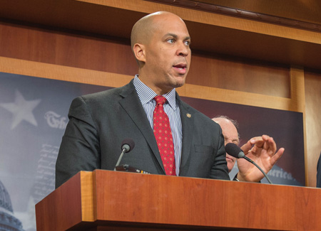 peter boyers essay on cory booker