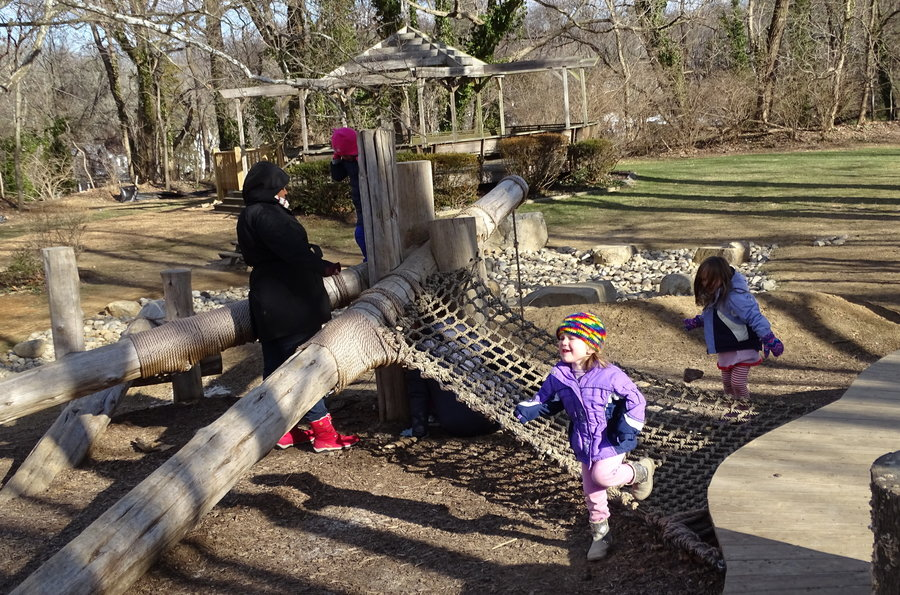 Fascinating Less Plastic More Nature Preschool Playgrounds Evolve Again With Inspiring Temple Emanuel Of Kensington Preschool Students Play Among The Trees Rocks  And Climbing Structures To With Attractive Water Gardens Spanish Fork Also Covered Garden Seat In Addition Soil Bag Gardening And Rooms To Rent In Welwyn Garden City As Well As Raised Garden Planters Additionally Plants Vs Zombies Garden Warfare For Pc From Washingtonjewishweekcom With   Inspiring Less Plastic More Nature Preschool Playgrounds Evolve Again With Attractive Temple Emanuel Of Kensington Preschool Students Play Among The Trees Rocks  And Climbing Structures To And Fascinating Water Gardens Spanish Fork Also Covered Garden Seat In Addition Soil Bag Gardening From Washingtonjewishweekcom
