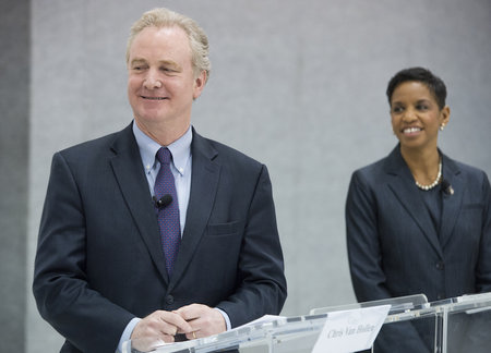 Van Hollen winner in Maryland Senate primary