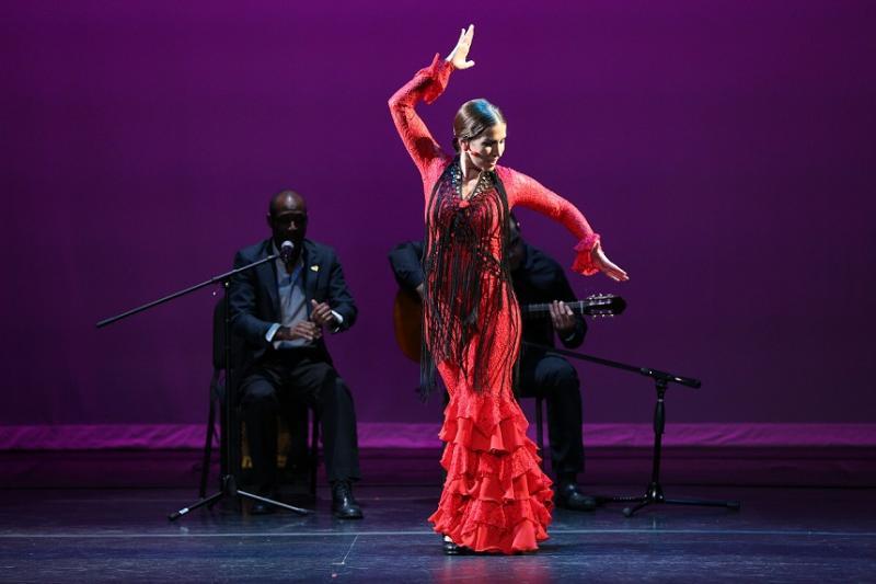 Photo courtesy: Yolit Flamenco