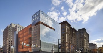 The National Museum of American Jewish History in Philadelphia will host events during the DNC gathering next week.