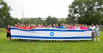 Chabad of Northern Virginia hosted its ninth round-robin soccer tournament on Sunday in partnership with several area synagogues and organizations.