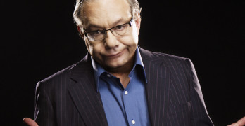 he famously agitated Jewish comedian Lewis Black is returning to Broadway. Photo by Clay McBride via JTA