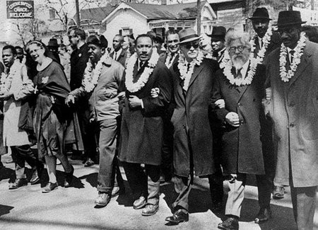 What would Heschel say?
