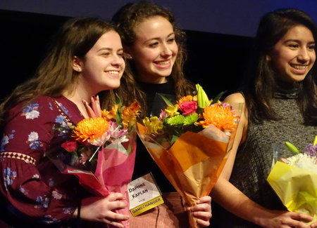 Teens pitch the next great idea