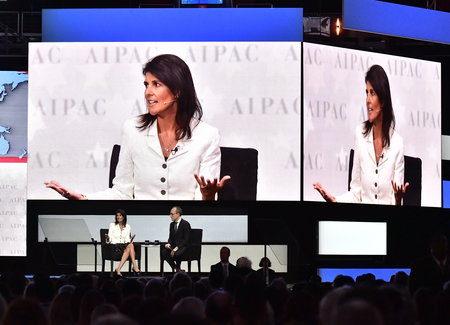 AIPAC goes back to the basics