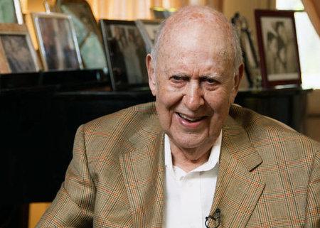 Carl Reiner, 95, explores longevity in HBO film