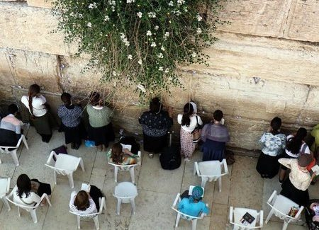 Prayers for pluralism at Kotel crushed
