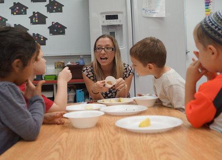 Local preschools divided on Hebrew