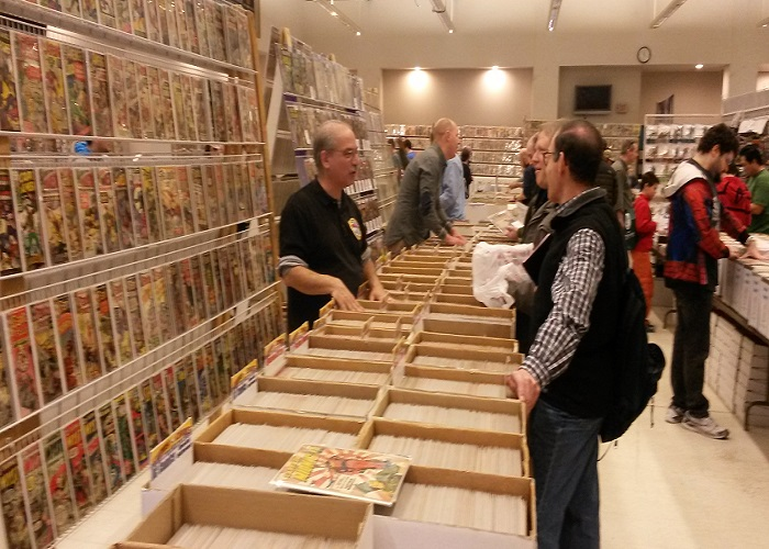 Shoff Promotions Comic Book Sports Card Show Washington Jewish Week