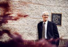 Rabbi Bruce Aft. Photo by David Stuck
