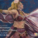 Art in Movement, Journey through Dance art exhibit