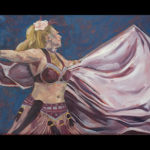 """Art in Movement, Journey through Dance"" Art Exhibit at Del Ray Artisans"