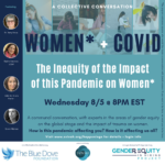 Women* + COVID: The Inequity of the Impact of this Pandemic on Women*