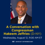 A Conversation with Rep. Hakeem Jeffries (D-NY)