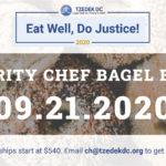 Eat Well, Do Justice 2020: Bagel  Ballot!