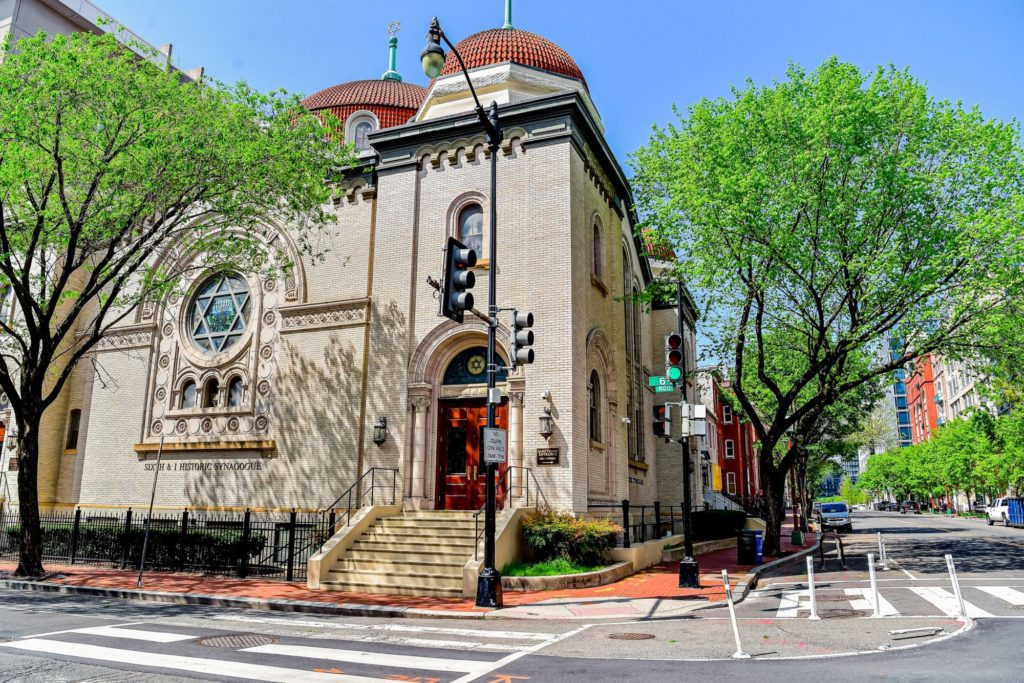 Sixth & I Synagogue in Washington
