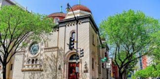Sixth & I Synagogue in Washington