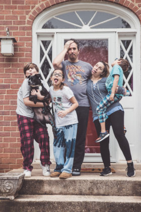 Oksenhendler family
