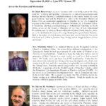 "Film Salon about ""Roadmap to Apartheid"""