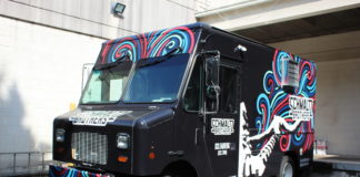 Schmaltz Brothers' food truck