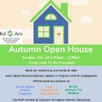 Kol Ami Autumn Open House