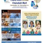 Temple Sinai Holiday Mart and Author event