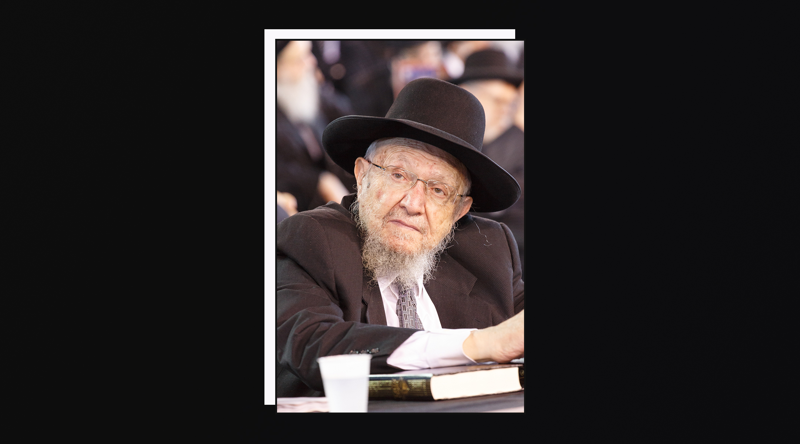 Rabbi Dovid Feinstein