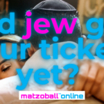 Can't Stop Love – Largest Annual Jewish Singles Event Goes Virtual this Christmas Eve