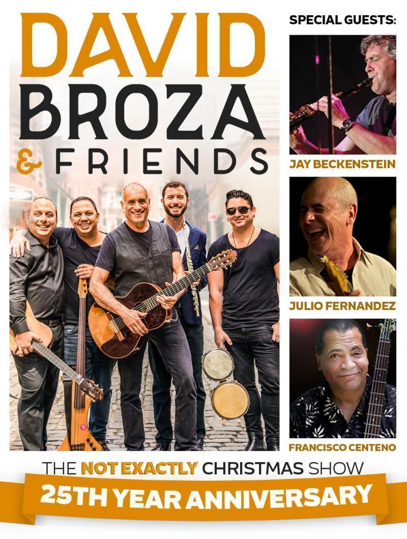 "David Broza ""The Not Exactly Christmas Show"""