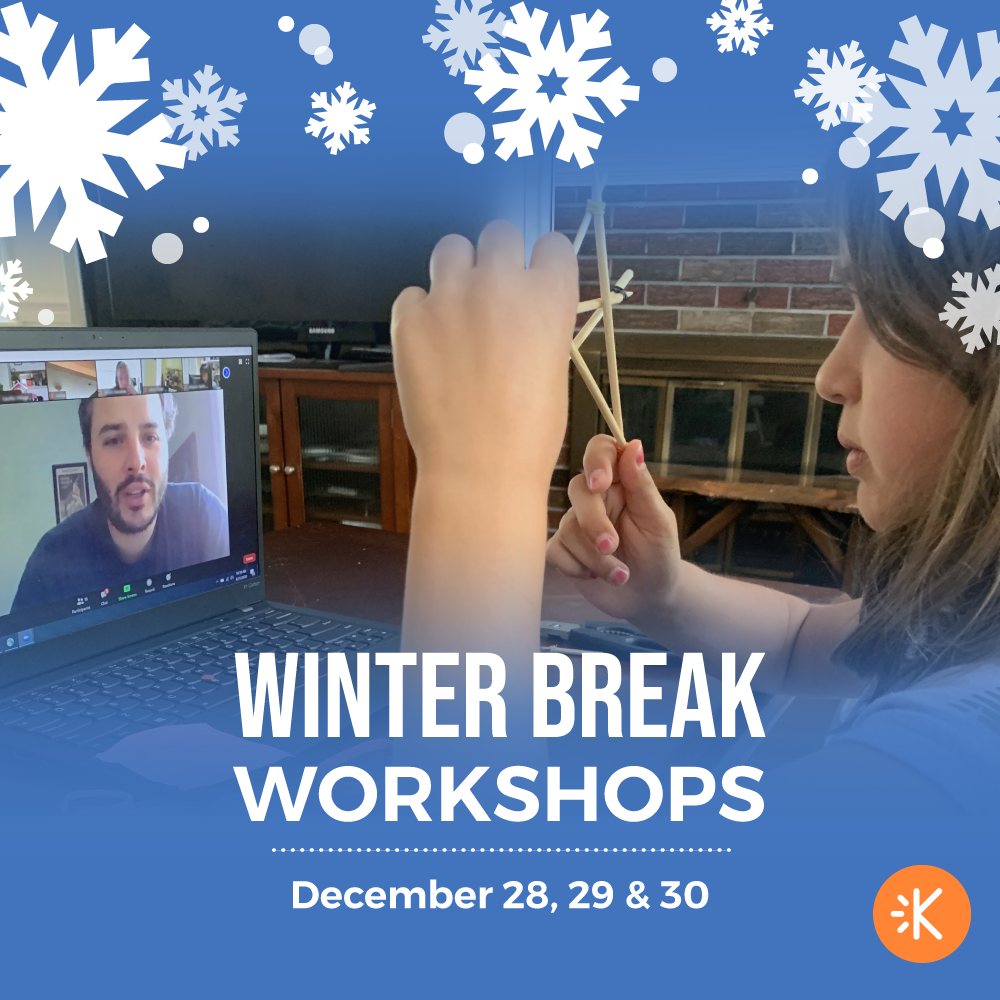KID Museum Winter Break Workshops