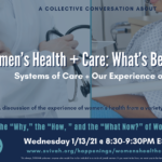 SVIVAH Conversation: Women's Health + Care: What's Best For Us?
