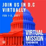 Virtual Mission to Washington