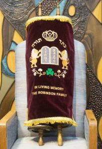 Robinson Family Torah